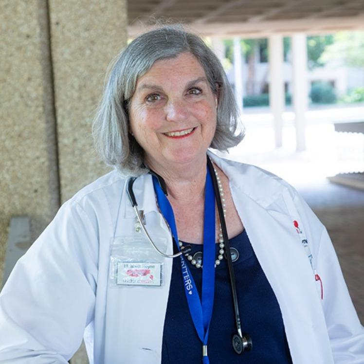 Elizabeth Heyne, PA, PSYD